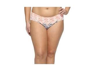 Becca by Rebecca Virtue Plus Size Cosmic Hipster Bottoms Women's Swimwear