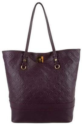 Louis Vuitton Monogram Empreinte Citadine GM