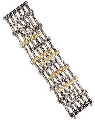 John Hardy Heritage Multi-Row Bracelet