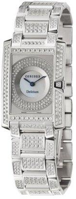 Concord コンコードDelirium Women 's Quartz Watch 0311765