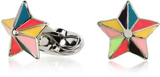 Paul Smith MultiColor Star Cufflinks