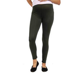24/7 Comfort Apparel Womens Legging-Maternity