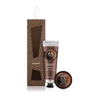 The Body Shop Coconut Lip & Hand Cream Duo Gift Set