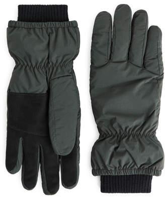 Arket Down Nylon Gloves