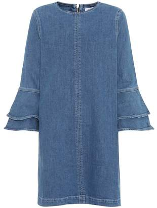 Ganni Compton denim dress