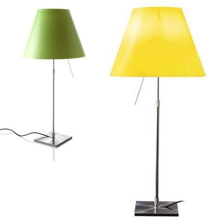 Luceplan - costanza table lamp by paolo rizzatto for luceplan of italy