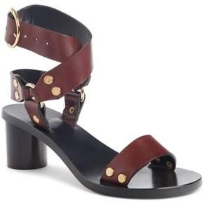 Isabel Marant Jeyka Studded Moto Sandal
