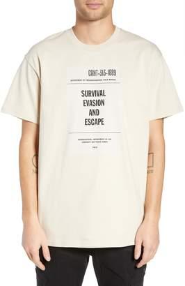 Carhartt WORK IN PROGRESS Survival Graphic T-Shirt