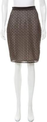 Reiss Lace Mini Skirt
