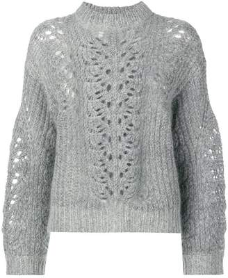 IRO detailed knit jumper