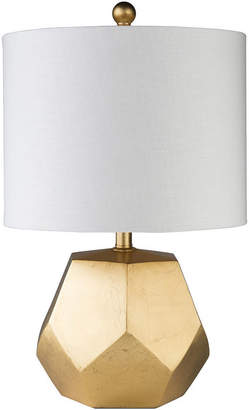DECOR 140 Dcor 140 Lili 13x13x21.5 Indoor Table Lamp - Gold
