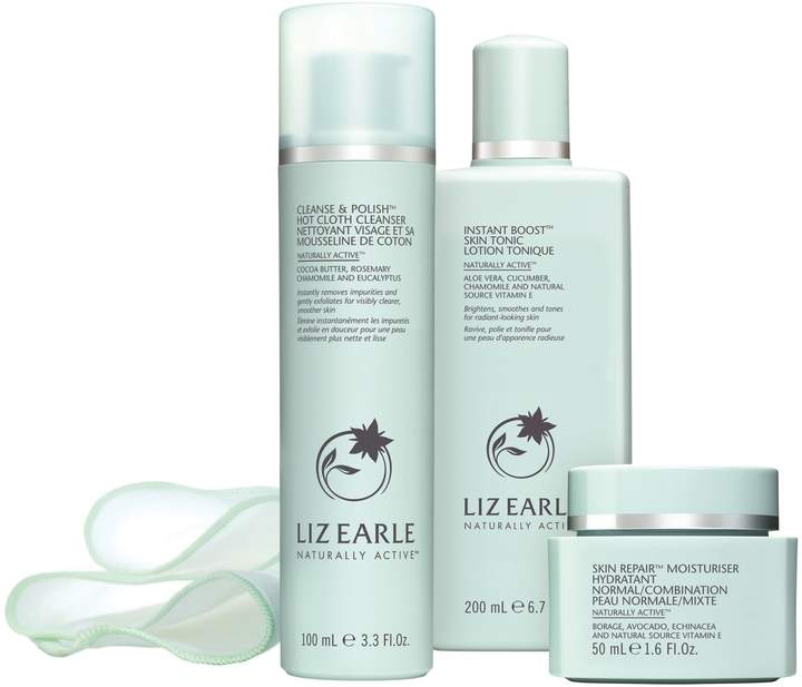 Liz Earle Daily Skincare Routine