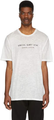 Baja East White Special Guest Star T-Shirt