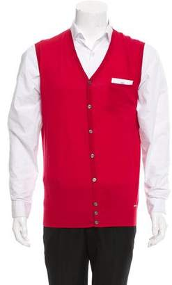 DSQUARED2 Wool Sweater Vest