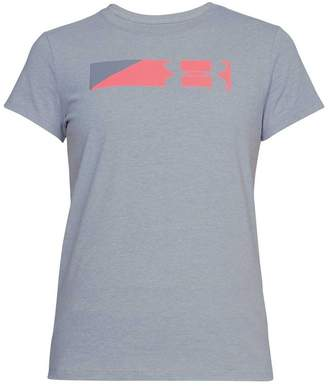 Under Armour Womens Sportstyle Branded Graphic Tee