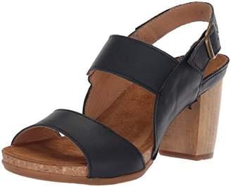 El Naturalista Women's N5020 Dolce Kuna Heeled Sandal