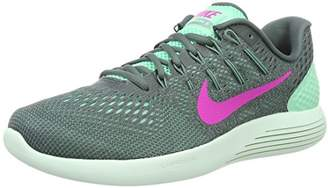 Nike Wmns Lunarglide 8, Women's Low-Top Sneakers, ( Glow/fire Pink-hasta-cannon 301), (36 EU)