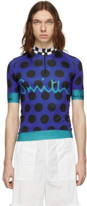 Paul Smith Polka Dot Cycling T-Shirt