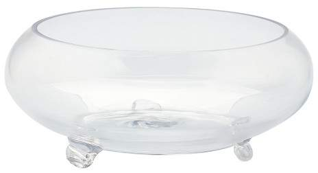 Diamond Star Glass Decorative Bowl