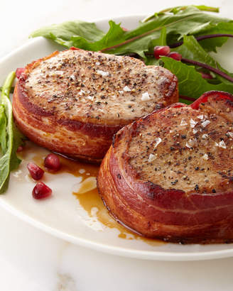 Alewel's Country Meats Pork Loin Grillers Wrapped in Bacon