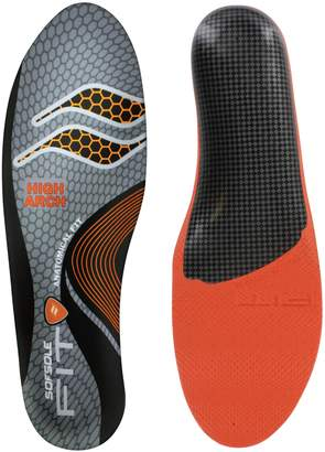 Sof Sole Fit Performance Insole, High Arch, Men's 13-14