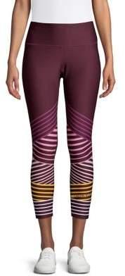 Calvin Klein Logo Stripe Leggings