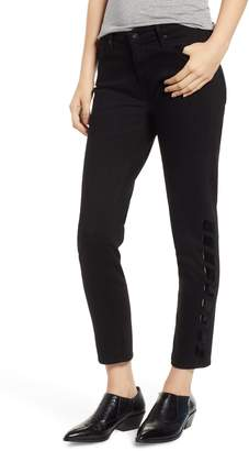 AG Jeans Prima Intertwined Crop Skinny Jeans