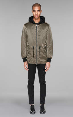 Mackage GERALDO 3-in-1 hooded nylon coat with removable liner