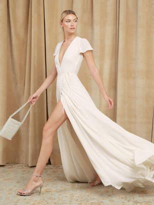 Reformation Rosey Dress