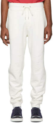 Rag & Bone Off-White Classic Lounge Pants