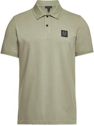 Belstaff Stannett Cotton Polo T-Shirt