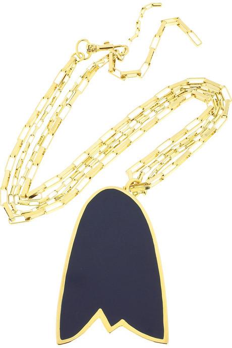 Thread Social Tulip pendant necklace