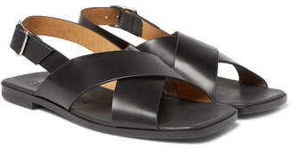 Sandro Leather Sandals