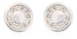 Astley Clarke mini 'Cosmos' diamond earrings