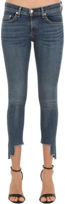 Rag & Bone Rag&bone Skinny Capri Cropped Denim Jeans