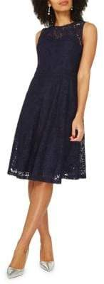 Dorothy Perkins Adele Lace Midi Dress