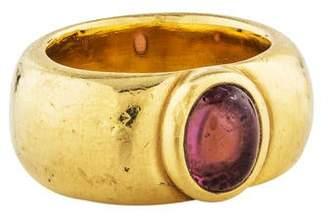 Lee Linda Johnson 18K Tourmaline Ring