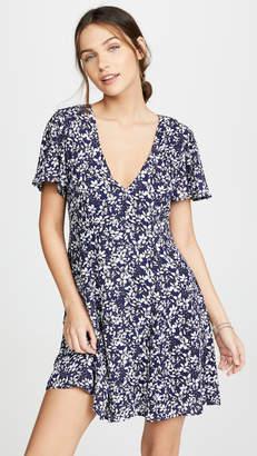 MinkPink Wild Jasmine Tea Dress