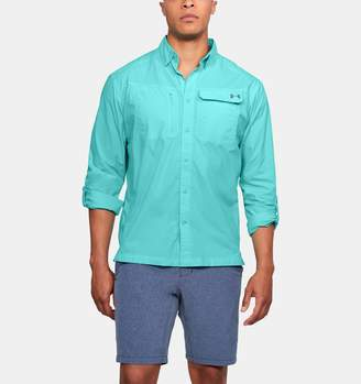 Under Armour Men's UA Fish Hunter Solid Long Sleeve
