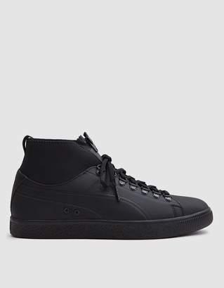Puma Clyde Sock Rains in Black