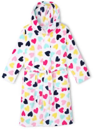 NEW Milkshake Essentials Hooded Gown Cream