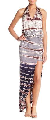 Young Fabulous & Broke Birdseye Racerback Maxi Dress
