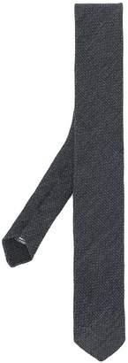 HUGO BOSS classic textured tie