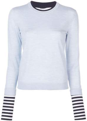 Veronica Beard crew neck sweater
