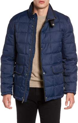 Cole Haan Box Quilted Jacket