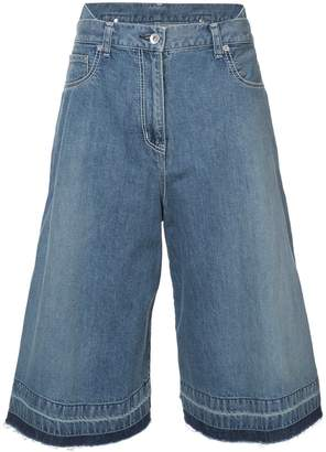 Sacai high waisted culottes