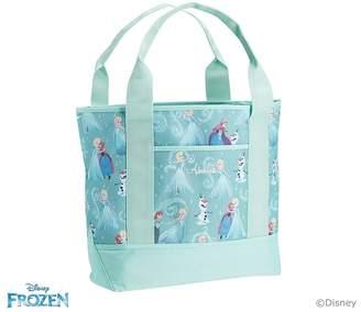 Pottery Barn Kids Mackenzie Aqua Disney Frozen Luggage