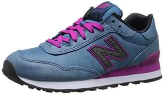 New Balance Women's WL515 Precious Metals Classic Running Shoe