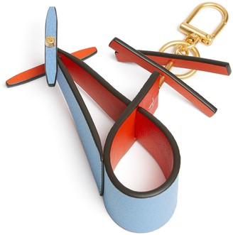 Tory Burch ORIGAMI HELICOPTER KEY RING