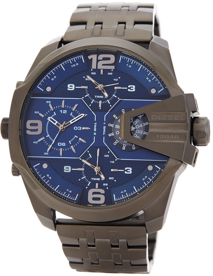 DieselDiesel Men's Uber Chief Chronograph Bracelet Watch